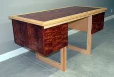 Kewazinga and Maple Wing Desk