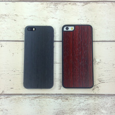 IPhone Cases from Blackened Ash & Padauk