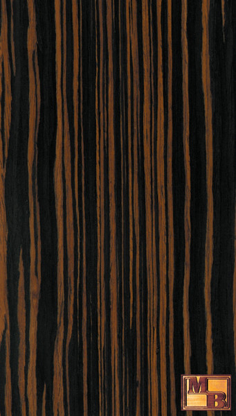 Vtec Quartered Brown Ebony