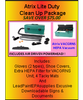 The Atrix Lite Duty Clean Up Package For Lead Based Paint Clean Up at http://www.LeadPaintEPAsupplies.com