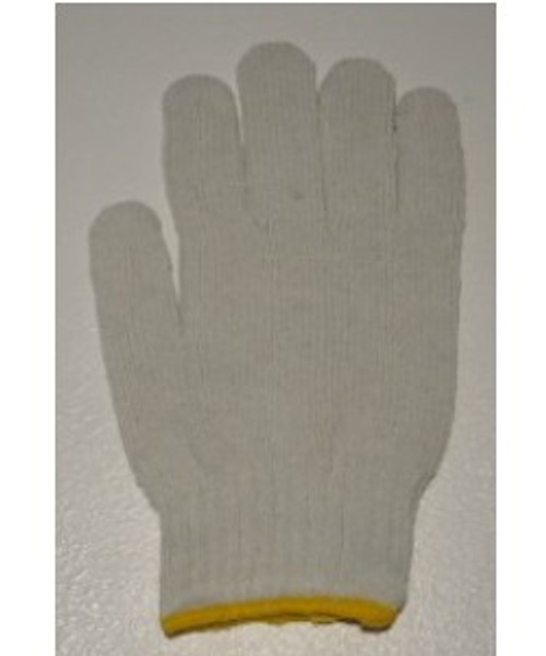 These Cotton & Polyester Gloves Are A Great General Use Glove To Protect Your Hands. 12 Gloves That Are Inexpensive Enough To Be Disposable