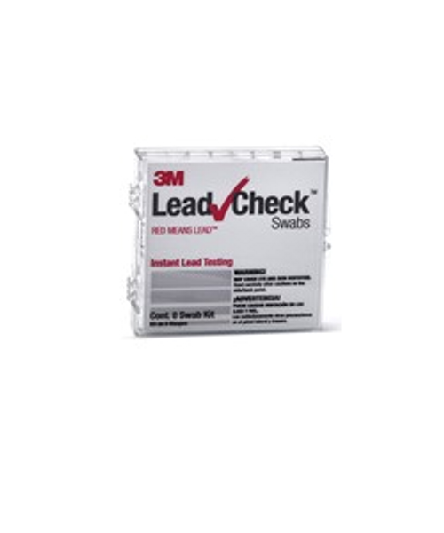 3m leadcheck instant lead test kit epa recognized 8 swabs 1