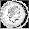 KOOKABURRA - HIGH RELIEF 1 oz Pure Silver Proof Coin 2017