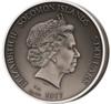 GLADIATORS  2 Oz Silver Coin 2$ Solomon Island 2017
