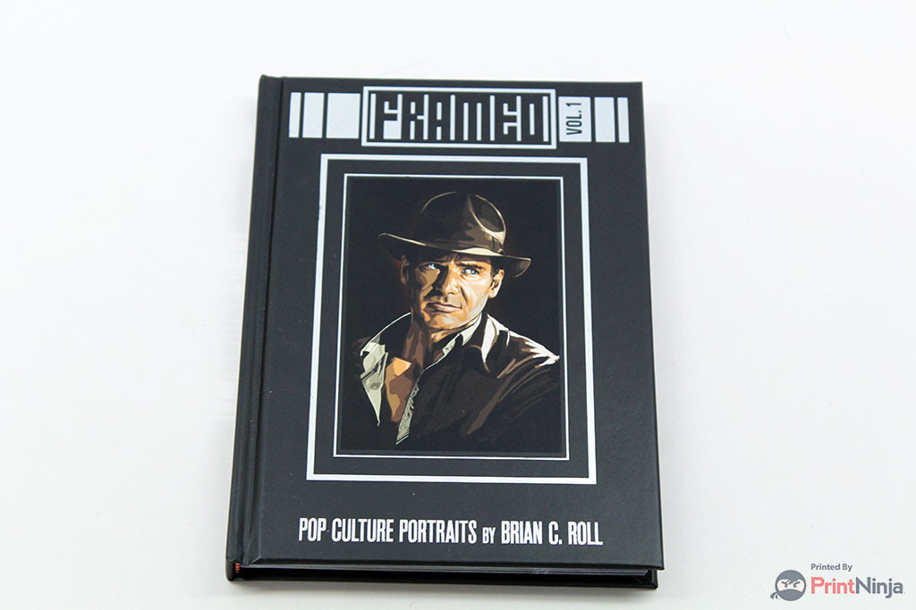 Framed, Vol. 1 (A book of portraits)