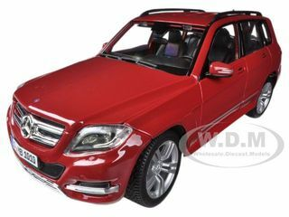 store categories - Mercedes Glk Red