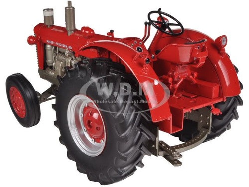Tractor With Headlights : Massey ferguson gm diesel tractor w front headlights