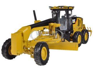 CAT Caterpillar 140M Motor Grader 1/50 Diecast Model Norscot 55236
