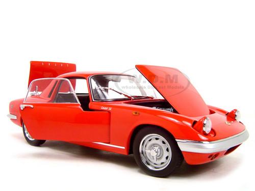 lotus elan s e coupe s3 red 1 18 diecast model car autoart 75351. Black Bedroom Furniture Sets. Home Design Ideas