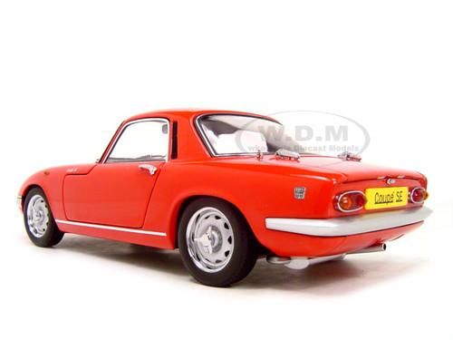 lotus elan s e coupe s3 red 1 18 diecast model car autoart. Black Bedroom Furniture Sets. Home Design Ideas
