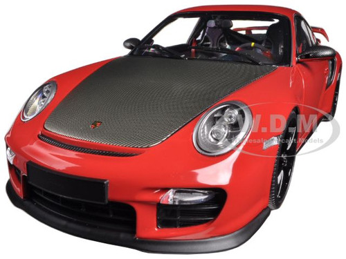 2011 porsche 911 997 ii gt2 rs red w black wheels 1 18 minichamps 100069407 ebay. Black Bedroom Furniture Sets. Home Design Ideas