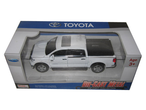 Toyota Tundra Diecast 2017 2018 Best Cars Reviews