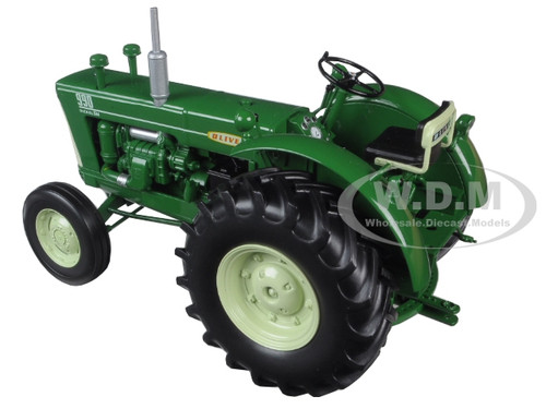 Oliver 990 Tractor : Oliver diesel gm tractor diecast model by