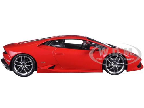 lamborghini huracan lp610 4 red 1 18 diecast car model kyosho 09511. Black Bedroom Furniture Sets. Home Design Ideas