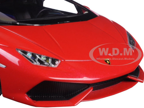 lamborghini huracan lp610 4 red 1 18 diecast car model kyosho 09511. Black Bedroom Furniture Sets. Home Design Ideas