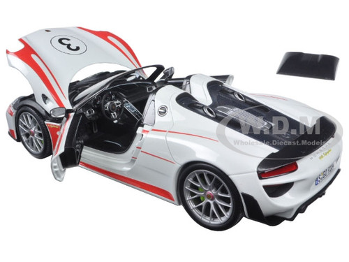 2013 porsche 918 spyder salzburg 3 with weissach package limited edition to 750pcs 1 18 diecast. Black Bedroom Furniture Sets. Home Design Ideas