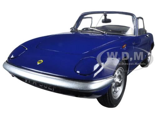 1966 lotus elan se roadster royal blue 1 18 diecast model car sunstar 4055. Black Bedroom Furniture Sets. Home Design Ideas
