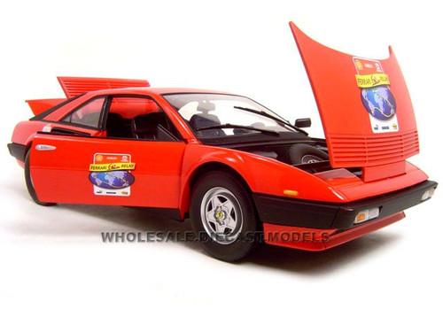 ferrari mondial 8 60th anniversary red 1 18 diecast model car hotwheels l7340r. Black Bedroom Furniture Sets. Home Design Ideas
