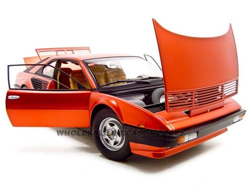 ferrari mondial 8 60 anniversary edition elite 1 18 diecast model car hotwheels l2984. Black Bedroom Furniture Sets. Home Design Ideas