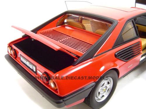 ferrari mondial 8 red elite 1 18 diecast model car hotwheels l2987r. Black Bedroom Furniture Sets. Home Design Ideas