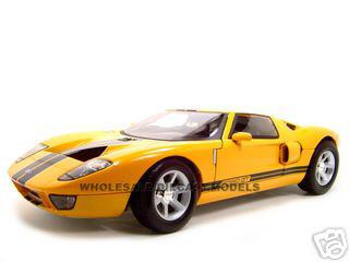 1 43 HPI 8444 <b>Ford GT Concept Yellow</b> | eBay