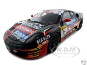 Ferrari F430 Challenge #16 Coca Cola Elite Edition 1/18 Diecast Model Car Hotwheels N2069
