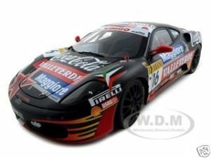 Ferrari F430 Challenge #16 Coca Cola Elite Edition 1/18 Diecast Model Car Hotwheels N2069