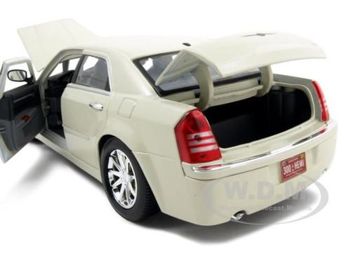 Worksheet. 2005 Chrysler 300C Hemi Cream 118 Diecast Model Car Maisto 31120