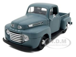 1948 Ford F-1 Pickup Truck Gray 1/25 Diecast Model Maisto 31935