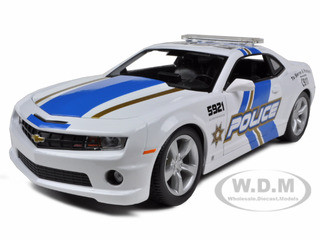 2010 Chevrolet Camaro RS SS Police 1/18 Diecast Model Car Maisto 31161