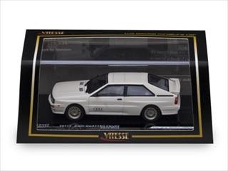 Audi Quattro Coupe White 1/43 Diecast Model Car Vitesse 20777