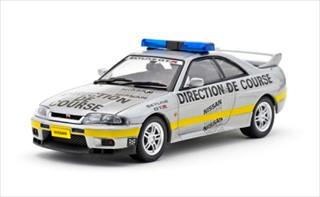 Nissan Skyline GT-R R33 (BCNR33) Le Mans Pace Car 1/43 Diecast Model Car Kyosho 03346