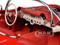 1954 Chevrolet Corvette Red 1/18 Diecast Model Car Autoart 71082