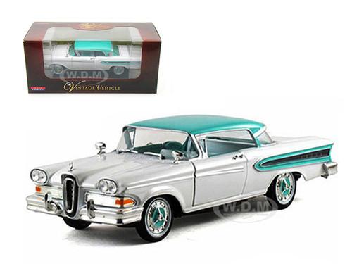 1958 Edsel Citation White 1/32 Diecast Car Model Arko Products 05841