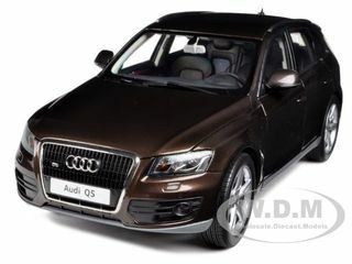 Audi Q5 Teak Brown 1/18 Diecast Car Model Kyosho 09241