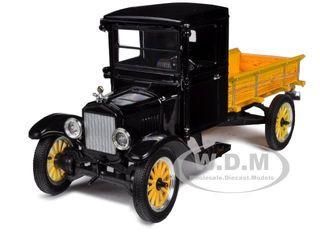 1923 Ford Model TT Pickup Truck Black 1/32 Diecast Model Car Signature Models 32309