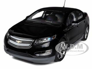 Chevrolet Volt Black 1/18 Diecast Car Model Kyosho 004