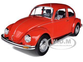 1983 Volkswagen 1200 Beetle Red 1/18 Diecast Car Model Minichamps 150057100