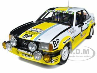 "Opel Ascona 400 #5 ""BP"" Tour de France Automobile 1981 Limited Edition 1 of 869 Produced Worldwide 1/18 Diecast Model Car Sunstar 5359"