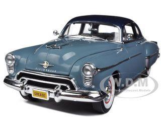 1950 oldsmobile rocket 88 club blue quotgreasequot tribute car 1