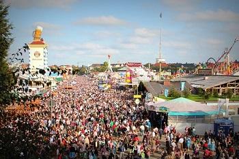 Oktoberfest Festival Munich