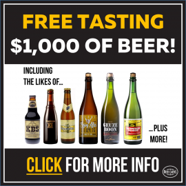 The Ultimate FREE Beer Tasting - $1,000 Of Awesome Craft Beer