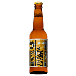 BrewDog This. Is. Lager. 330ml Bottle