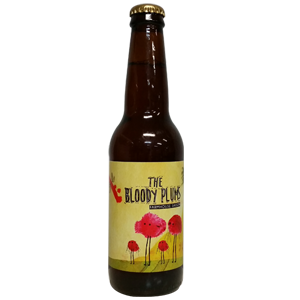 Red Hill The Bloody Plums - Plum Farmhouse Saison