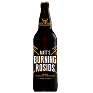 Stone Matts Burning Rosids Imperial Cherry Wood Smoked Saison