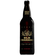 Stone Old Guardian 2016 Dry-Hopped With Pekko Hops