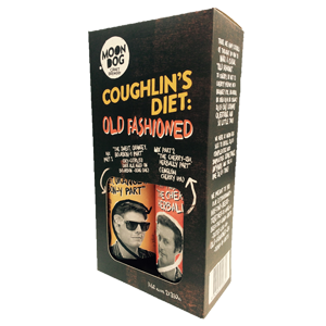 Moon Dog Coughlin's Diet: Old Fashioned - 2 Pack