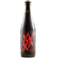 Struise XXX Rye Tripel (Bourbon Barrel Aged)