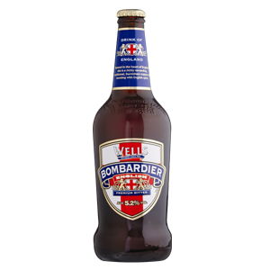 Wells Bombardier English Bitter