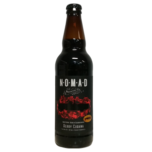 Nomad & Cigar City Berry Cubana